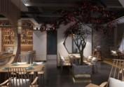 成都中餐厅设计-人民公园蓉城川菜馆