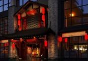 成都特色中餐厅设计-民俗稻香餐厅
