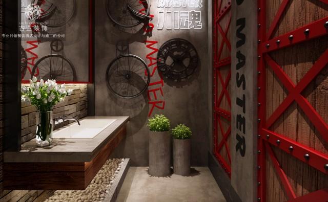 成都餐厅装饰公司-快餐厅设计