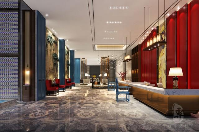 四星级酒店的消费者多为高端的消费群体,他们要的不只是入住需求,红专设计认为他们更多在乎的是表现尊贵的身份,一家成功的四星级酒店设计就是要让消费者在入住后,能够给消费者留下深刻的印象。