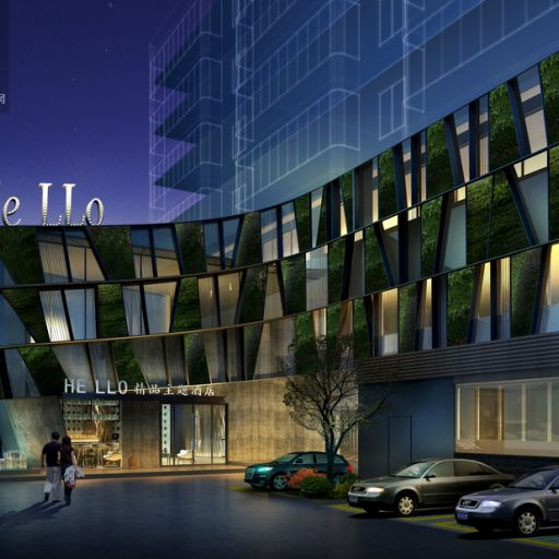 西双版纳酒店设计