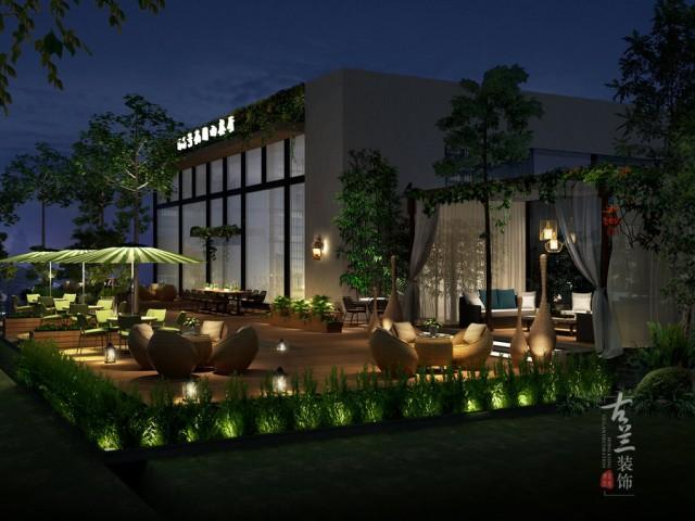 兰州餐厅设计公司-项目名称:邛崃66号花园餐厅 项目地址:成都市邛崃市凤凰大道黄坝大桥西邛崃十方国际。