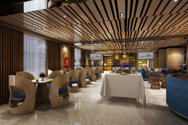 江门五星级酒店设计公司|M酒店