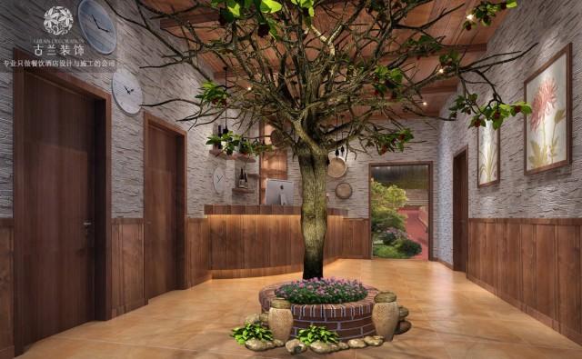 德阳专业花园餐厅设计公司
