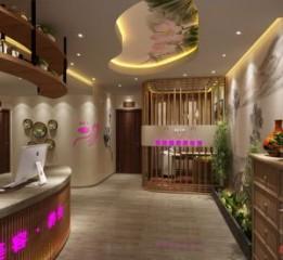 成都美容院设计公司-新繁蓉芳科技美
