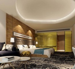 酒店投资需要怎么做?德阳SMY商务酒店