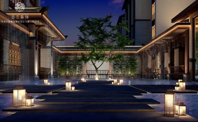 成都专业酒店设计|成都酒店装修公司