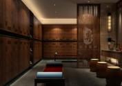五星级酒店温泉设计