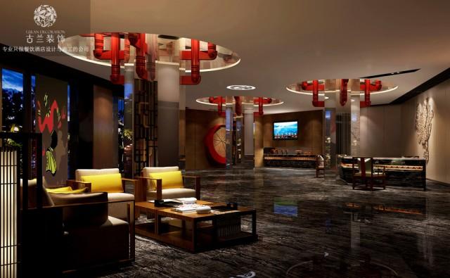 合肥酒店设计装修效果图  | 酒店设计公司