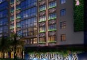 昆明酒店设计公司-航城国际花园酒店