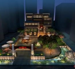 汶川酒店设计|汶川专业客栈设计-希格
