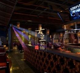 莆田酒吧设计公司-黄龙溪酒吧设计-福