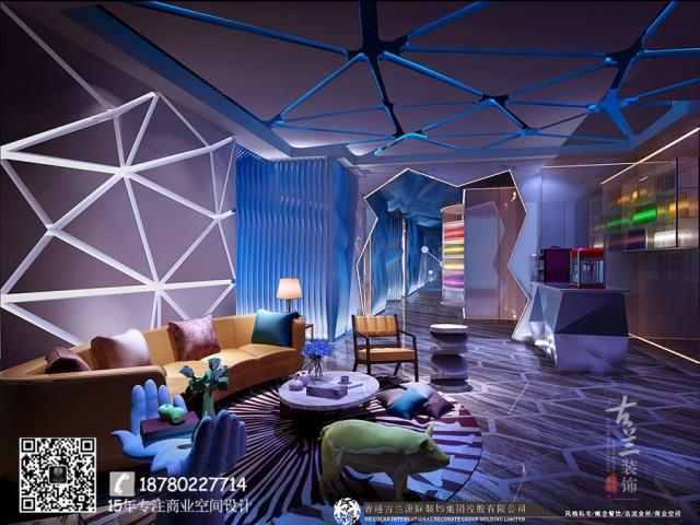 重庆Sonar 主题Ktv-商丘ktv设计公司-郑州专业ktv装修案例