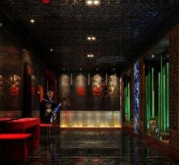 兰州酒店设计-星宇蜀居精品主题酒店