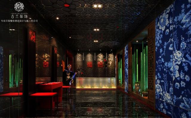 兰州酒店设计公司案例欣赏