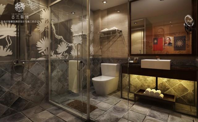 兰州酒店设计-星宇蜀居精品主题酒店设计项目介绍