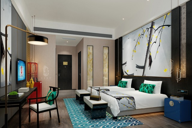 都江堰酒店设计公司红专设计顾问公司,是一家专业从事酒店设计的酒店设计公司。正所谓术业有专攻,经过多年的发展,红专设计已经拥有一个完整的酒店设计业务体系,案例、有关设计思路都有了成熟的表现。