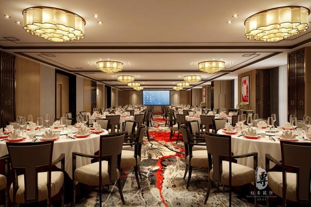 大邑酒店设计|红专设计