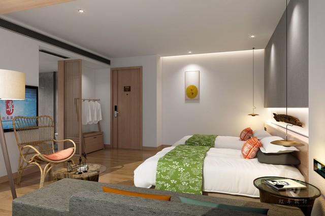 内江度假酒店设计公司|红专设计