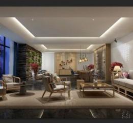 河北酒店设计公司 红专设计