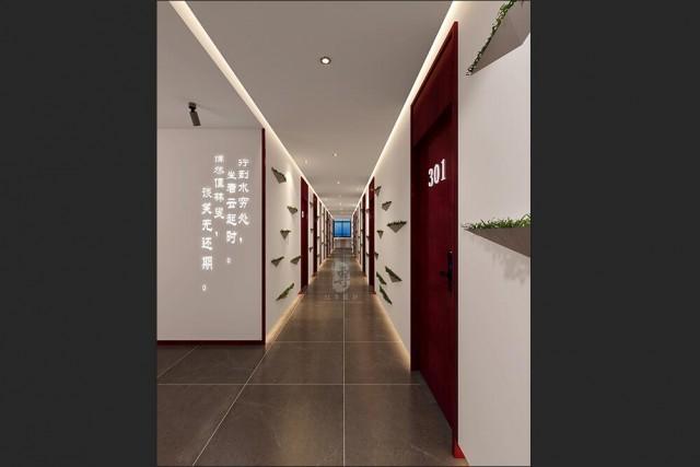 邢台酒店设计公司|红专设计