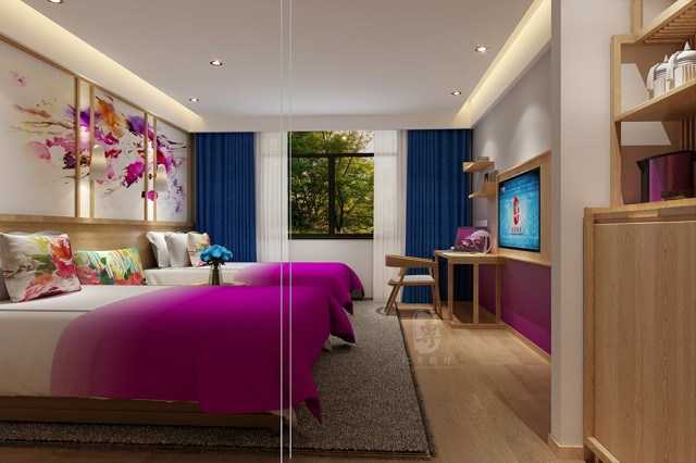 河北酒店设计公司|红专设计