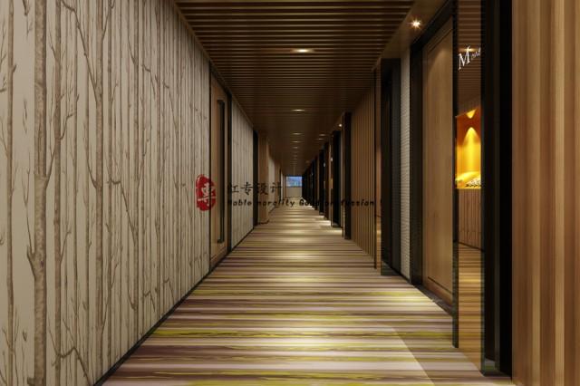 吕梁酒店设计公司|红专设计