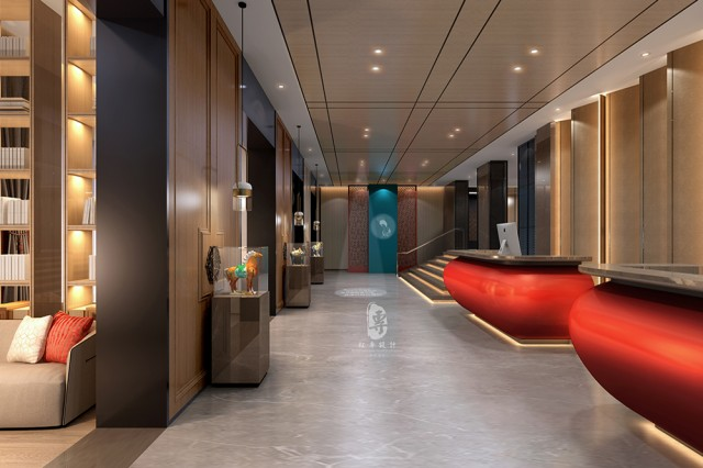 长治酒店设计公司|红专设计