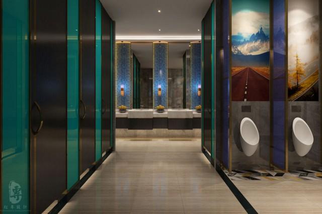 乌鲁木齐酒店设计公司 红专设计