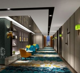喀什酒店设计公司 红专设计