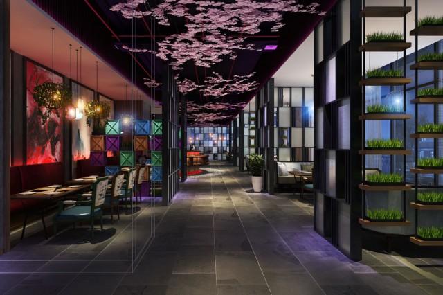 邵阳酒店设计公司