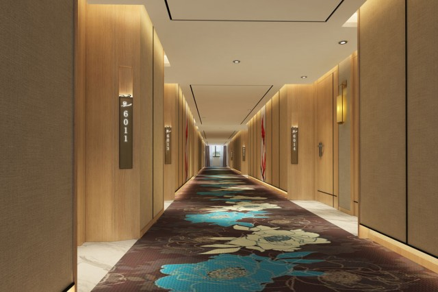邵阳酒店设计公司|红专设计