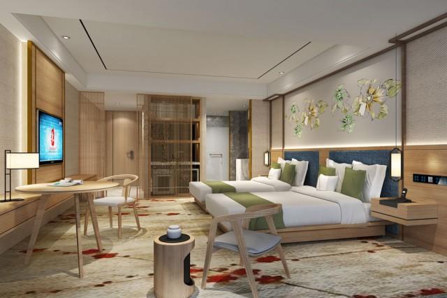 衡阳酒店设计公司 红专设计