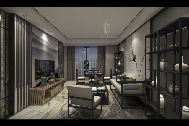 永州酒店设计公司|红专设计
