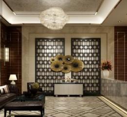 成都海伦商务型酒店设计|成都专业酒