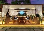 西安餐厅设计-潮汕牛肉餐厅设计介绍