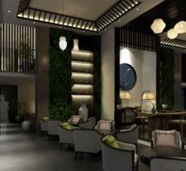 宜春酒店设计装修-成都海伦商务酒店