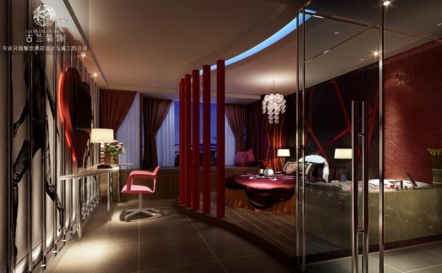 成都海伦商务酒店设计-宜春酒店设计装修公司