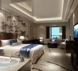 黄冈酒店设计装修-普众禅韵精品酒店