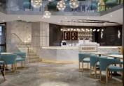 成都KOMO咖啡厅设计|成都咖啡厅装修