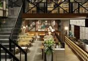 沈阳餐厅设计装修公司|小砂锅餐厅设