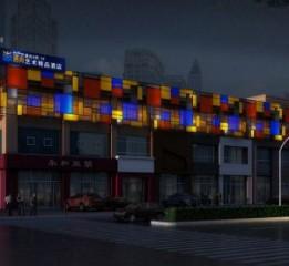 济南酒店设计公司-遇尚艺术主题酒店-