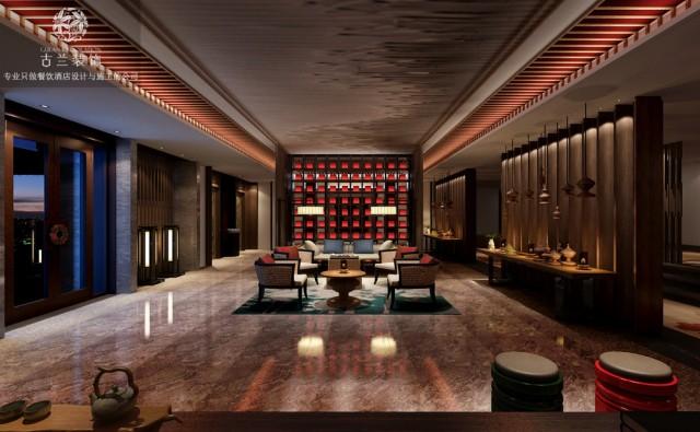 安阳酒店设计装修-松潘九黄湾国际温泉度假酒店设计