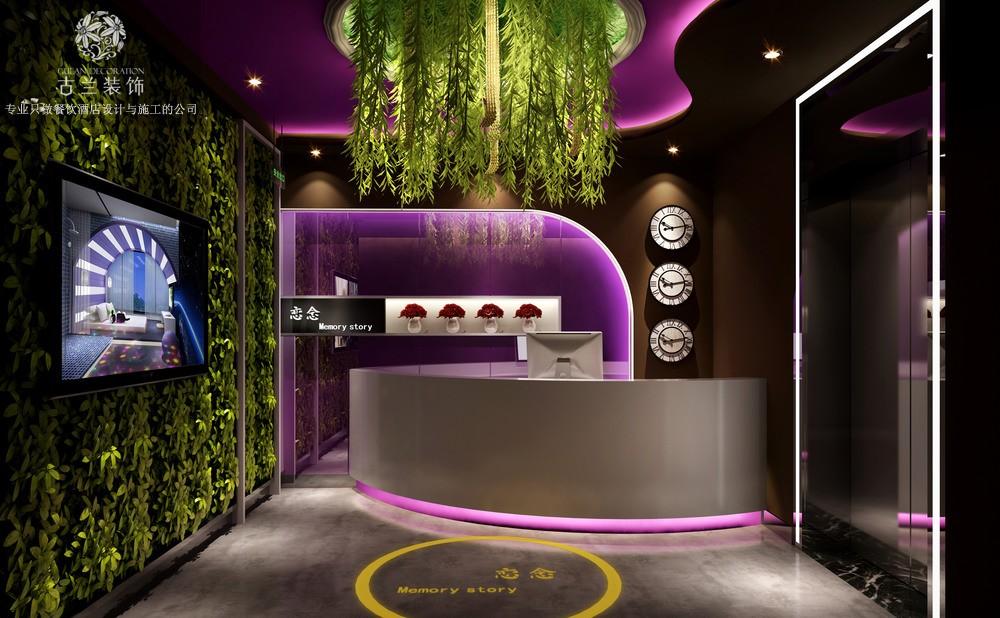 安顺恋念不忘情侣酒店是情趣主题酒店项目。追求时尚的视觉感受,在该酒店中大量运用黑白灰关系的同时打造不同的风格文化