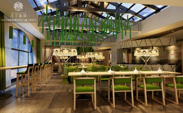 设计说明:本案地处中国竹海的故乡---宜宾市长宁县、本酒店的设计定位为竹主题酒店设计,在该竹主题酒店设计中、古兰装饰酒店设计团队充分使用了与竹主题酒店设计有关的诗词歌赋、与竹主题酒店设计有关的人文和景点、与竹主题酒店设计有关的工艺品和实用品。古兰装饰酒店设计团队在本主题酒店设计的核心为: 品竹之艺、尝竹之味、享竹之美景、受竹之精神。该酒店是一个完整的竹主题酒店设计。在该主题酒店设计中、竹的形、竹的意、竹的艺、竹的情、竹的诗、竹的歌,您均可品到!不管您是当地人、还是外地人,不管您是旅游者、还是商务者,不管您是年轻情侣、还是老年夫妇,品竹大酒店都值得您下榻!
