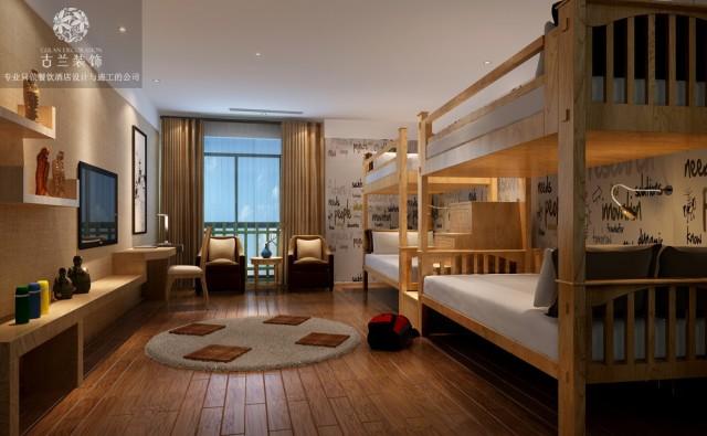 南京酒店设计公司-长宁品竹左岸春天大酒店设计项目介绍