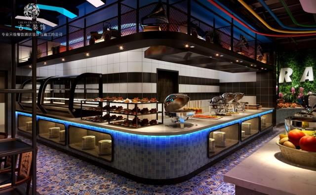 成都专业餐厅设计
