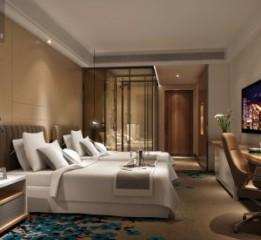 成都塔莎商务酒店-乐山商务酒店设计
