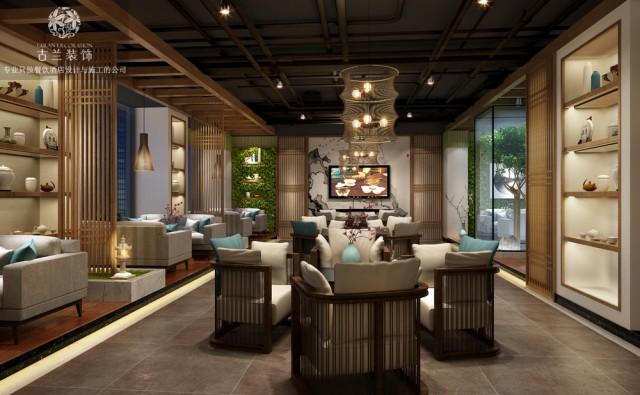 塔莎商务酒店-成都酒店设计公司-乐山专业商务酒店装修案例