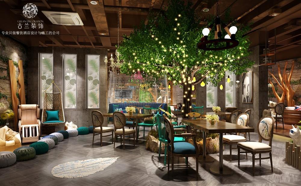 云南西餐厅设计公司